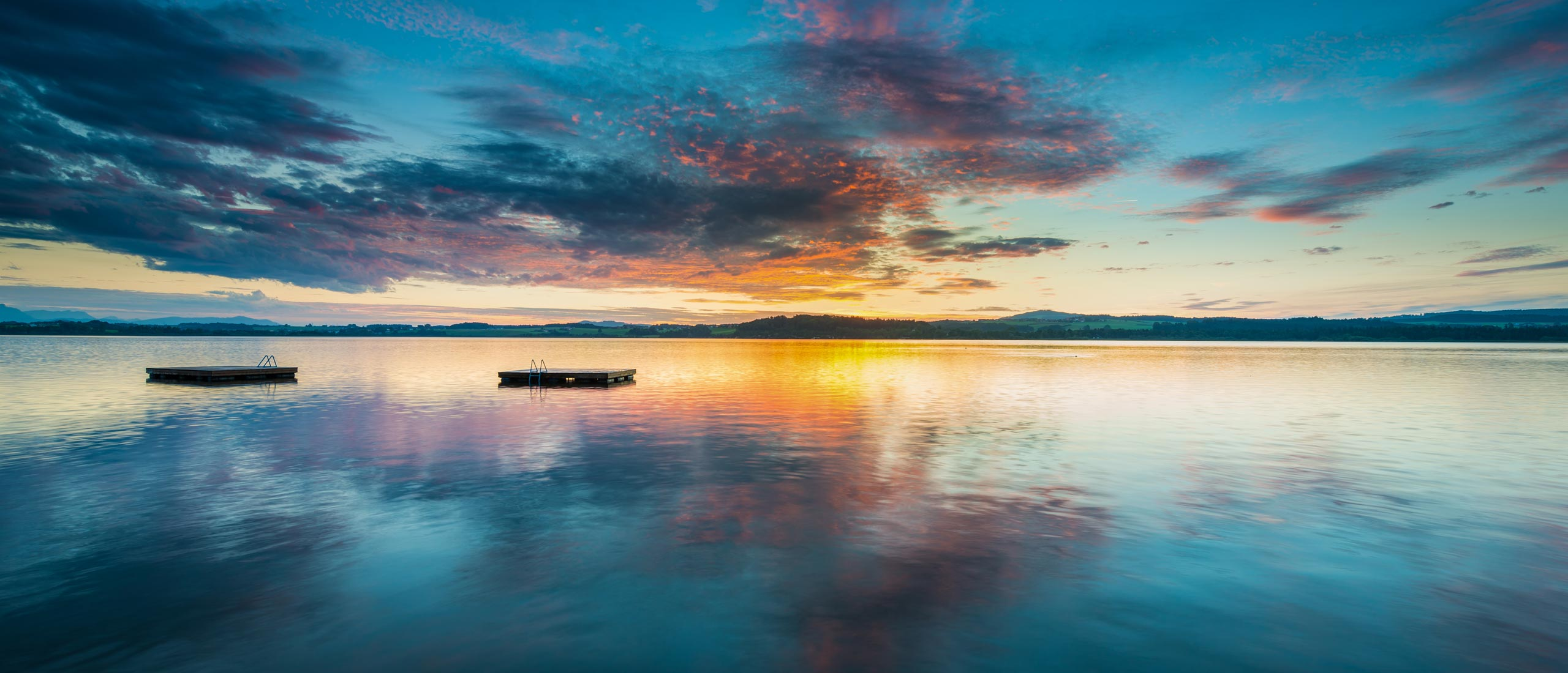 wallersee_sunset_blue